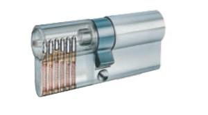 Cilinder CR6 <br>(3x ključ)