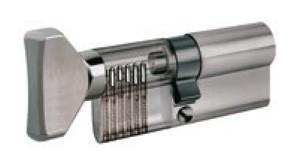 Cilinder CR6 G <br>(3x ključ)