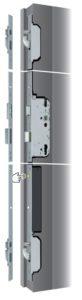 MF-GENIUS<br> 6-točkovna kombinirana<br> multifunkcijska varnostna <br>ključavnica