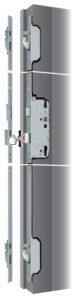 AVTOMATIK HI TA<br> 6-točkovna kombinirana<br> avtomatik ključavnica z <br>možnostjo vklopa<br> hitrega prehoda